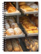 Delicious Pastries In Brussels Spiral Notebook