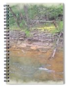 Dells Creekside Spiral Notebook