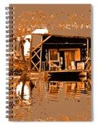 Delta Homestead Spiral Notebook