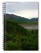 Denali National Park 2 Spiral Notebook