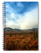 Denali National Park Spiral Notebook