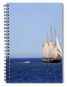 Dennis E Sullivan Spiral Notebook