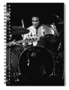 Denny Carmasi On The Drums In 1978 Spiral Notebook