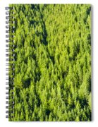Dense Forest Spiral Notebook