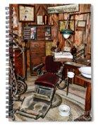 Dentist - The Dentist Chair Spiral Notebook