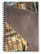 Denver Diagonals Spiral Notebook