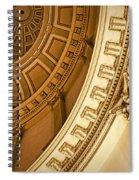 Denver Dome Detail Spiral Notebook