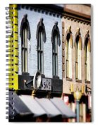 Denver Market Street Tilt Shift Spiral Notebook