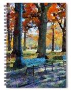 Denver Park 1 Spiral Notebook