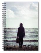 Departure Spiral Notebook