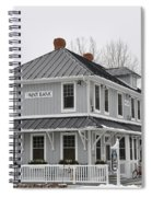 Depot Lodge Spiral Notebook