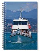 Desenzano. Lago Di Garda Spiral Notebook
