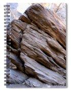 Desert Boulder Spiral Notebook
