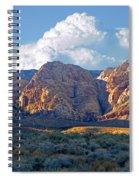 Desert Canyon Spiral Notebook