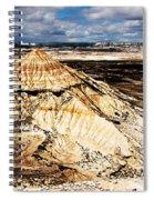 Desert Colors Spiral Notebook