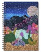 Desert Dreaming Spiral Notebook