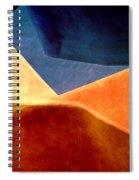 Desert Dunes Number 2 Spiral Notebook