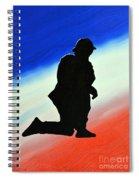 Desert Duty II Spiral Notebook