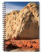 Desert Elephant Spiral Notebook