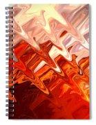 Desert Light Spiral Notebook