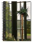 Desert Plant Life Spiral Notebook
