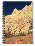 Desert Salad Spiral Notebook