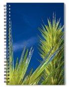 Desert Towers - Detail Spiral Notebook