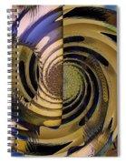 Desert Twist Spiral Notebook