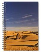 Desert Village Spiral Notebook