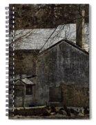 Deserted 2 Spiral Notebook