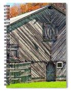 Designer Barn 2 Spiral Notebook