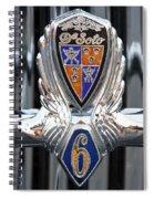 Desoto 6 Spiral Notebook