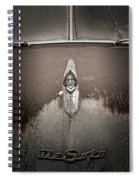 Desoto Hoodie Spiral Notebook
