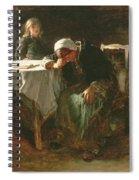 Despair, 1881 Spiral Notebook