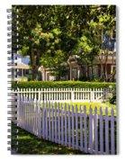 Desperate Neighborhood Spiral Notebook