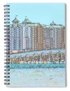 Destin Emerald Grand S1 Spiral Notebook