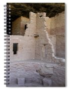 Detail Spruce Tree House Spiral Notebook