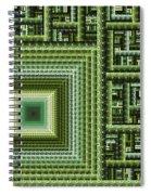 Details 2 Spiral Notebook
