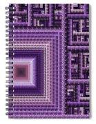 Details 3 Spiral Notebook