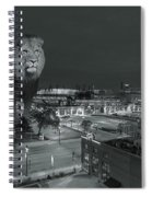 Detroit Lions Spiral Notebook