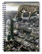 Detroit Spiral Notebook