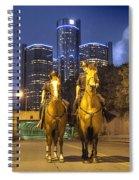Detroit's Finest Detroit Mi Spiral Notebook
