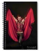 Devil 3 Spiral Notebook