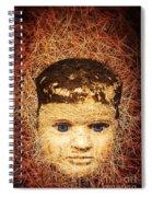 Devil Child Spiral Notebook