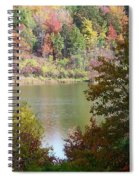 Devils Bathtub Spiral Notebook