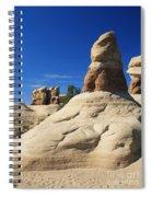 Devils Garden, Utah Spiral Notebook