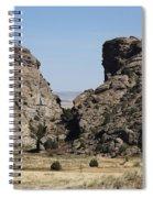 Devil's Gate - Wyoming Spiral Notebook