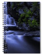 Devil's Hopyard Waterfall Spiral Notebook