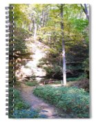 Devil's Punch Bowl Wildcat Den Spiral Notebook