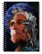 Devolution Spiral Notebook